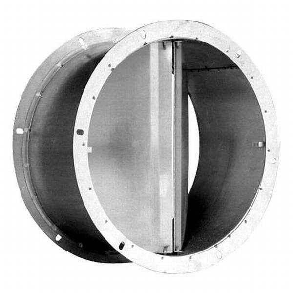 Что такое обратный клапан на вентиляцию и для чего он нужен