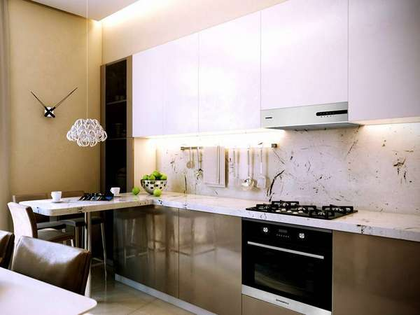 Плоская вытяжка 60 см для кухни подходит, когда бюджет очень ограничен