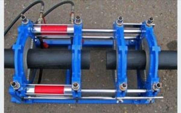 Технологические условия сварки полиэтиленовых труб встык