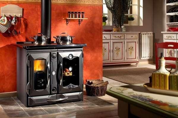 Печь длительного горения – оптимальное решение для частного дома