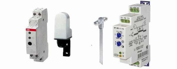 Выносные датчики с блоком управления