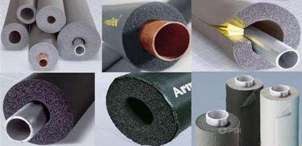 Все о грамотном утеплении канализационных труб наружной канализации: лучшие материалы и способы теплоизоляции + монтаж своими руками