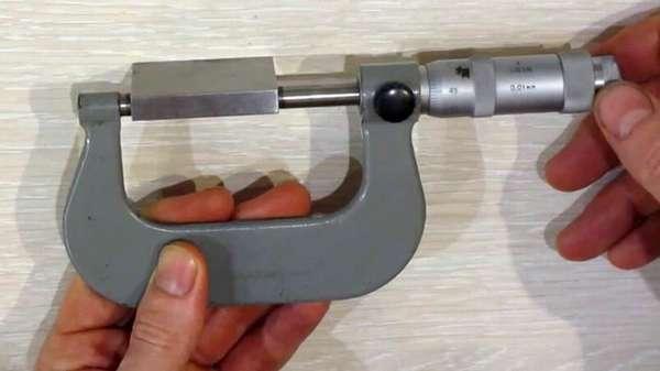 Как пользоваться микрометром: инструкция