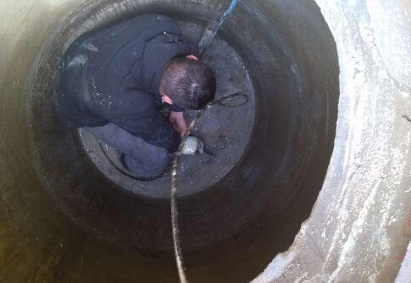 гидроизоляция бетонных колец изнутри