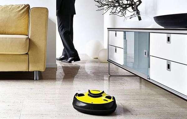Такие агрегаты помогут очистить не только ковры, но и кафельное покрытие, и даже ламинат