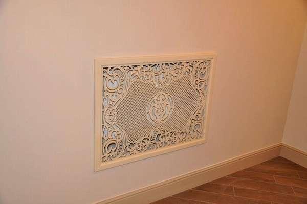 Такие утопленные в стену конструкции могут служить прекрасным тайником для «заначки»