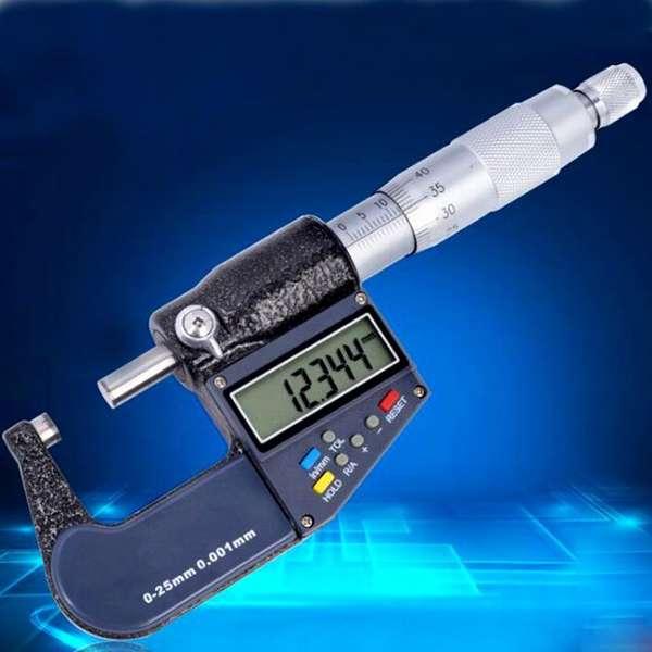 Цифровой механический микрометр LCD Electronic