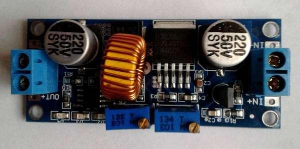 Стабилизатор для диодных ламп – подобный можно спаять самостоятельно