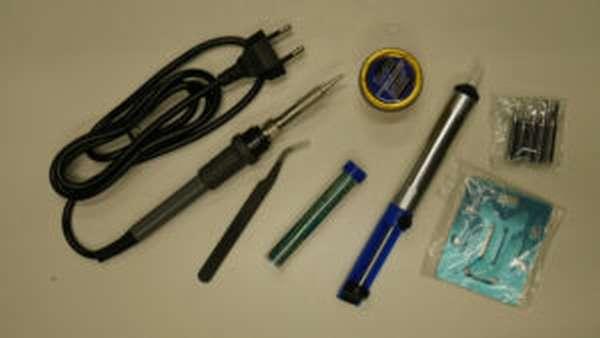 Пайка для начинающих: наборы оборудования и расходников