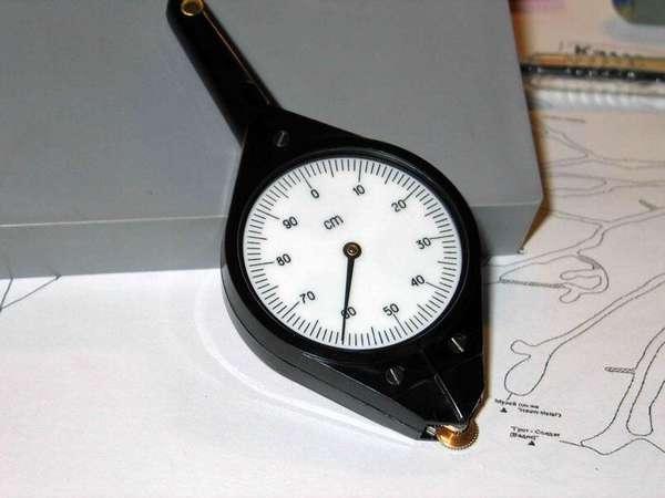 Механические измерительные приборы предполагают погрешность в измерениях