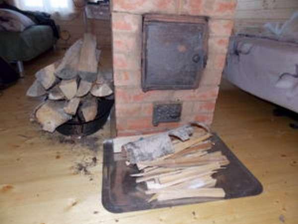 Выбор печи для гаража на дровах основные рекомендации