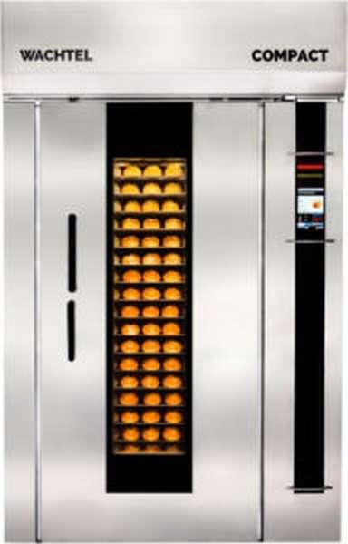 Газовые хлебопекарные печи и их особенности