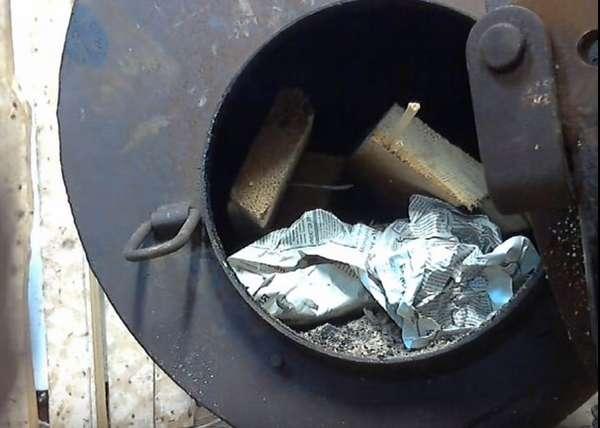 Как правильно топить печь Булерьян инструкция и советы