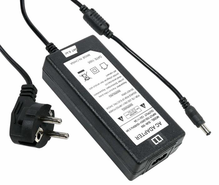 А этот адаптер имеет IP68, а значит, его можно использовать для освещения ванной комнаты