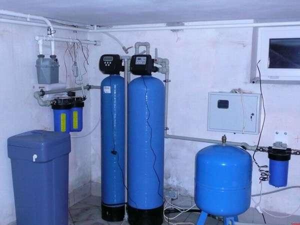 Напорная система аэрации считается барьерной и чаще используется в комплексной системе очистки