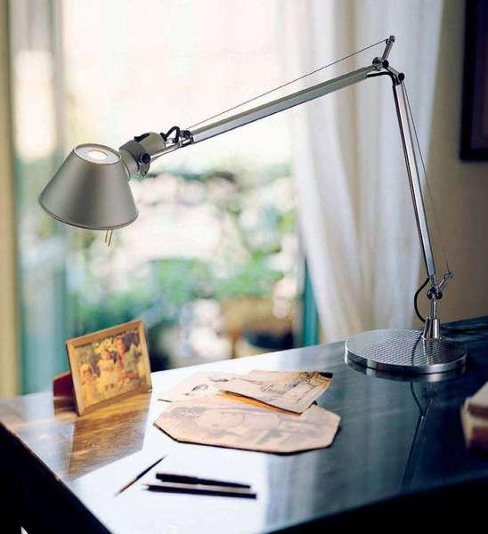 Настольные светодиодные лампы для рабочего стола