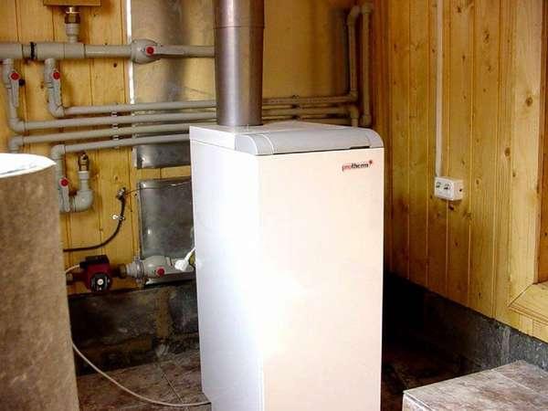 Для газовых котлов необходима дополнительная вентиляция – а это еще одно неудобство