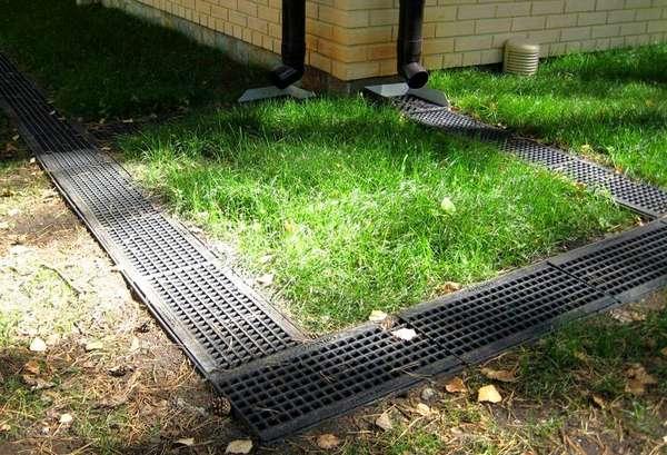 Дренаж на дачном участке – самый простой способ