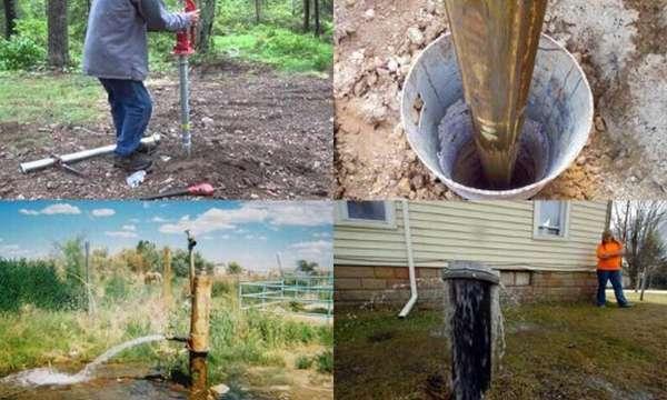 Для владельца земельного участка предусмотрена ответственность за незаконное использование воды