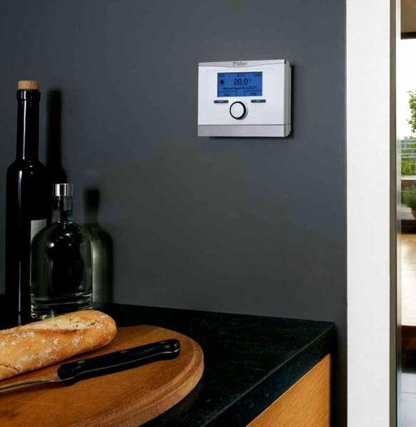 Индикацию показаний и управление можно установить в удобном для пользователя месте