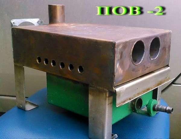 Газовый теплообменник можно сделать своими руками