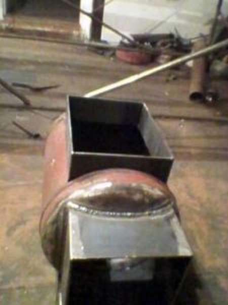 Как сделать пиролизную буржуйку из газового баллона 2 лучших способа