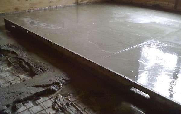 Как сделать наливной пол: выбор материала, процесс, особенности